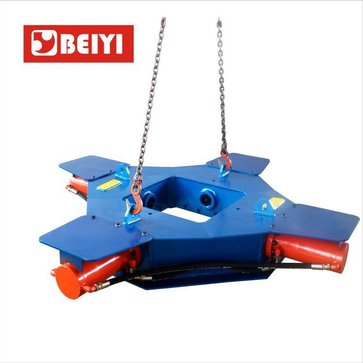 BY-PB500S Hydraulic square pile breaker-concrete square piles head cutter