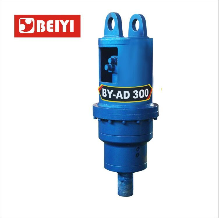 BY-AD80 Hydraulic earth drill-Earth Auger Drill